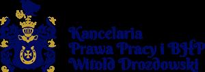 Kancelaria Prawa Pracy i BHP Witold Drozdowski